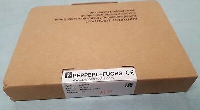 New Pepperl Fuchs Hid2038 121484 Smart Current Driver