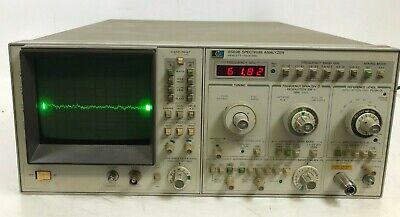 Hp 8569b Spectrum Analyzer .01-22ghz - Great Unit