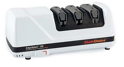 - New Chef'sChoice 120 Diamond Hone Pro EdgeSelect Electric Knife Sharpener, Fast