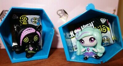 New Monster High Minis Season 2 Original Ghouls Dolls Clawdeen Plus