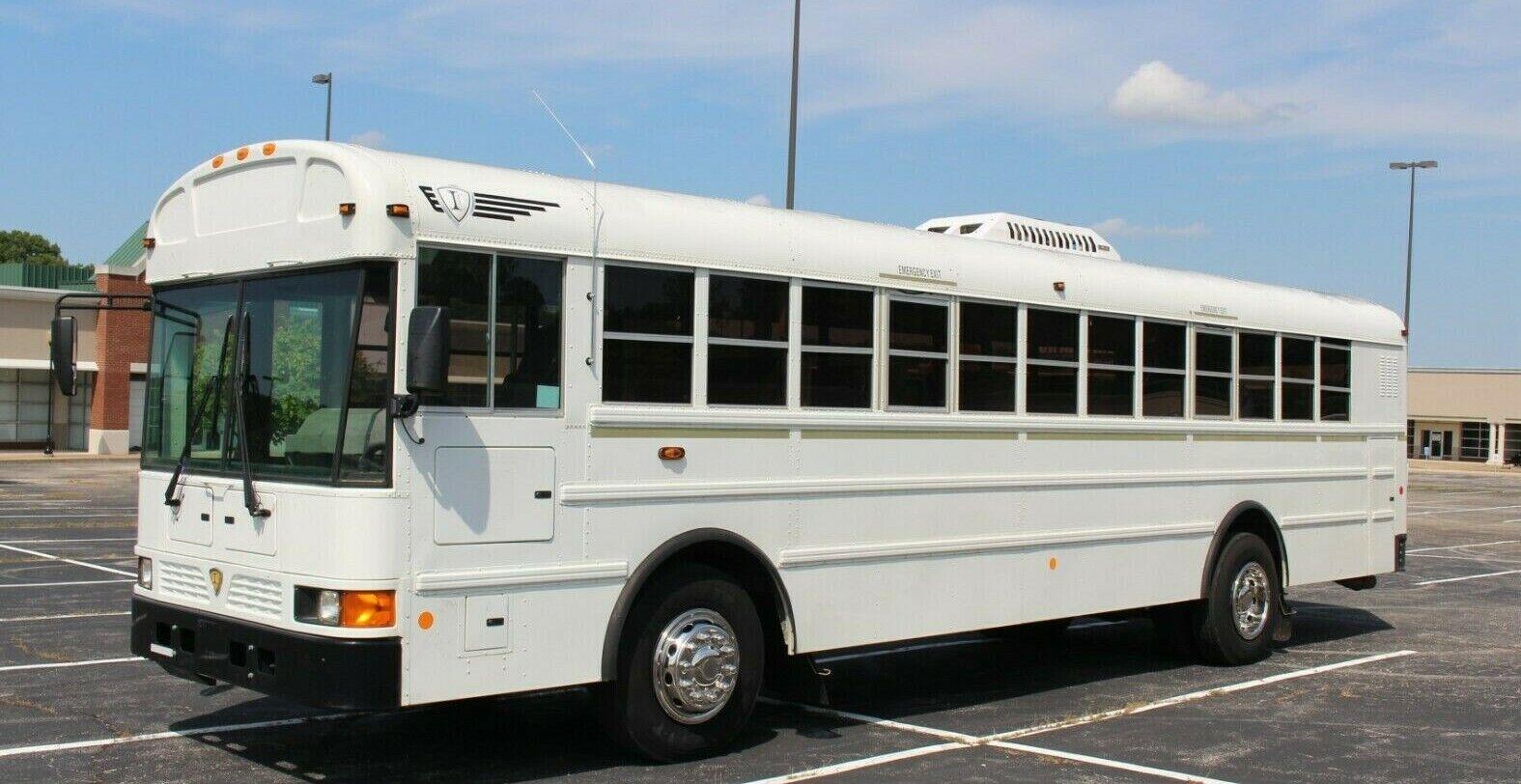 2012 International School Activity Bus Diesel Pusher Shuttle Limo Skoolie Used