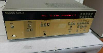 Hp Agilent 8133a High Speed Pulse Generator