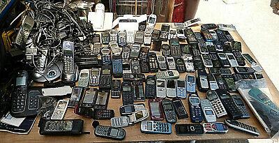 Konvolut Handys verschiedene aus Haushaltsauflösungen + paar