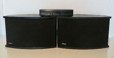 901 Bose 901 Series VI Direct/Reflecting Speakers