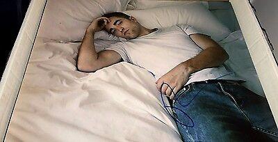 Robert Pattinson Twilight Actor Hand Signed 11X14 Photo Autographed Coa Look Rp