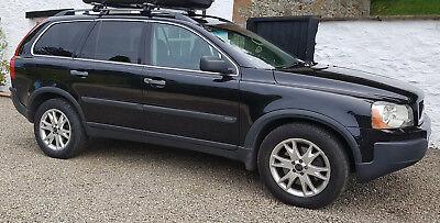 Volvo XC90 2.4 D5 Breaking - NS PASSENGER SIDE ELECTRIC DOOR (WING) MIRROR