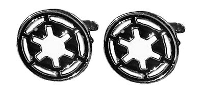 Star Wars Imperial Fashion Novelty Cuff Links Movie Film Series with Gift Box](Star Wars Novelty Gifts)