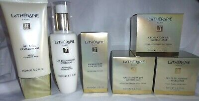 New! La Therapie Ultimate Facial Skincare Collection+ Jeunesse Perles Youth £550 for sale  Shipping to United States