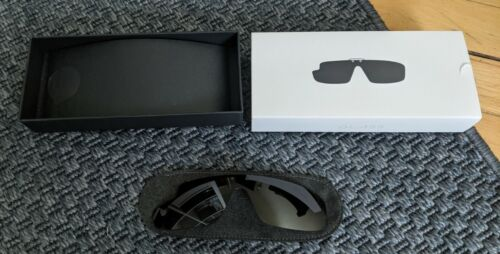 google glass explorer edition active shades original in box free shippinh