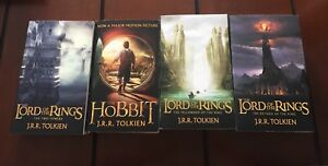 Lord of the rings (3 episodes) + the Hobbit