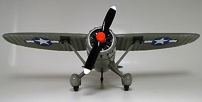 Aircraft Airplane Model Diecast WW2 Vintage War Bird 72 1 48 Carousel Green , used for sale  USA
