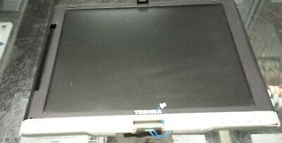 - use Toshiba Portege 3500 screen assembly with wires please read ad & see pics