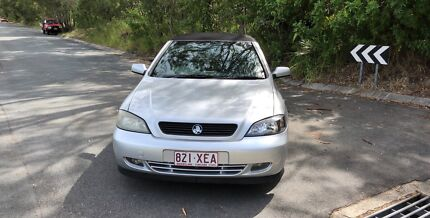 2004 Holden Astra Convertible Bertone Edition. Deception Bay Caboolture Area Preview