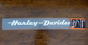Harley-Davidson Rear Window Decal Sticker Windshield NEW