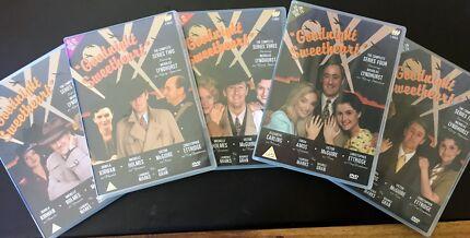 Goodnight Sweetheart DVD's