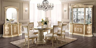 Luxurious Italian Aida versace design living room furniture