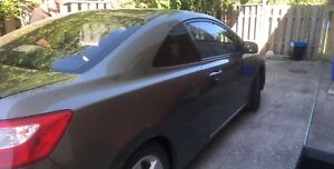 2006 Honda Civic coupe Manuel
