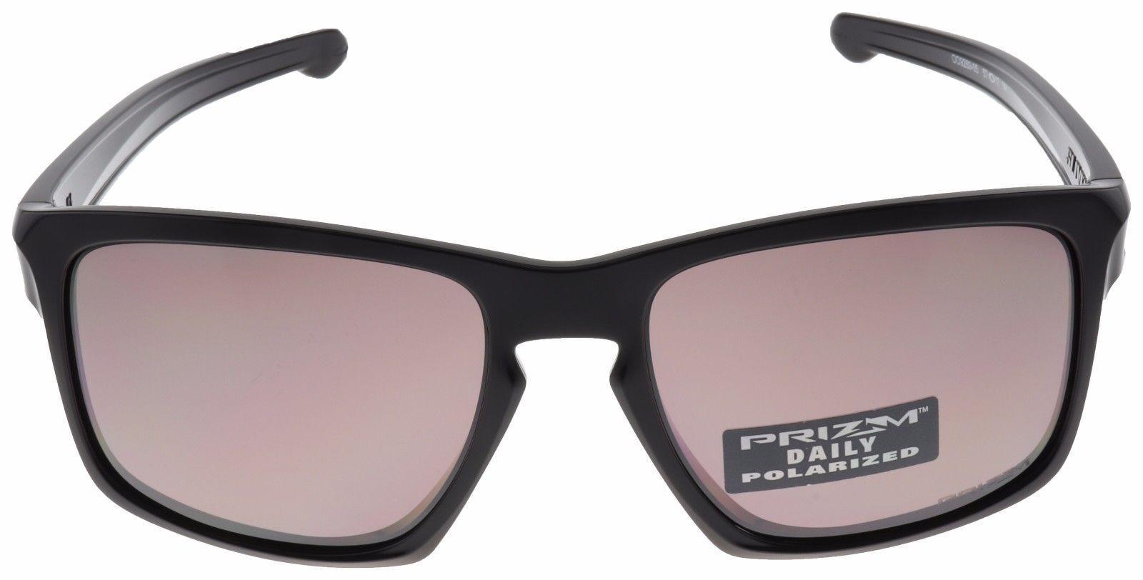 276c813f5a Oakley Sliver Sunglasses Oo9269-05 Polished Black W  Prizm Daily Polarized  Asia