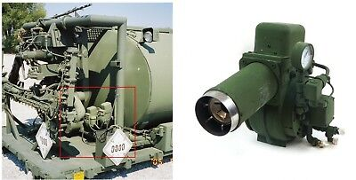 Etnyre Beckett High Pressure Fuel Oil Burner For M4 Asphalt Truck Compare Afafg