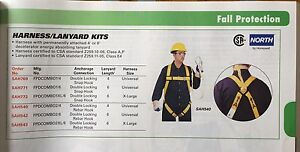 Harness/Lanyard Kits - brand new never used
