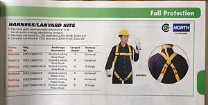 Harness/Lanyard Kits - brand new never used