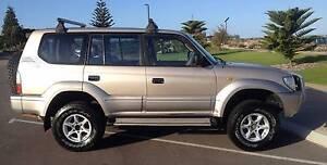2002 Toyota LandCruiser Wagon Esperance Esperance Area Preview