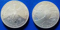 Moneta Da 10 Marchi Argento Germania 1972 D Fdc Olimpiadi Silver -  - ebay.it