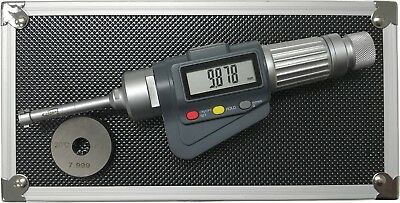 3-point Internal Micrometer Hole Bore Gauge Gage 0.4-0.5 0.000050.001mm