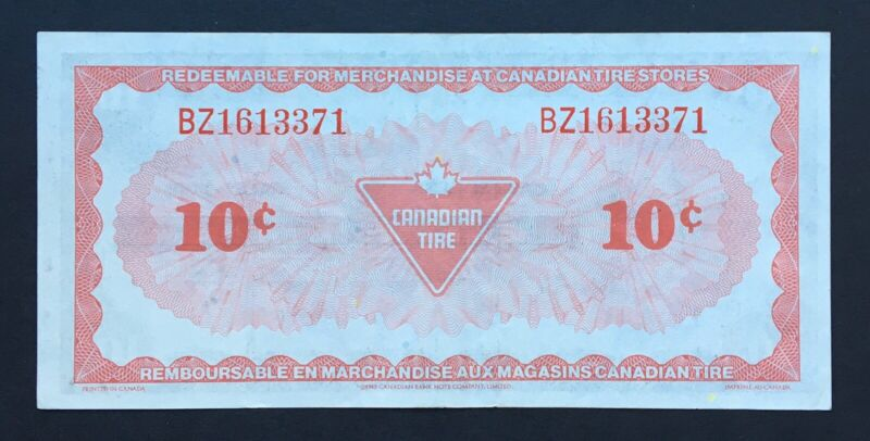 CTC Coupon Issued 1985 S6-C