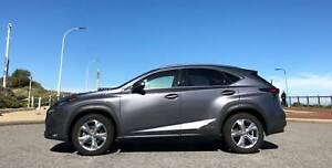2015 Lexus NX300h Range Topping Sports Luxury Hillarys Joondalup Area Preview