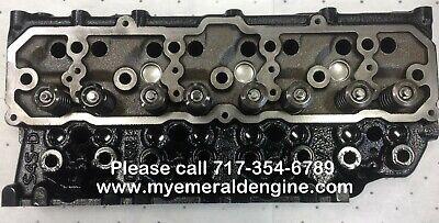 Caterpillar Cat 3044c Reman Diesel Engine Cylinder Head 319-7263 319-7264