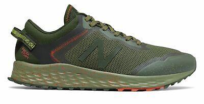 New Balance Men's Fresh Foam Arishi Trail Shoes Dark Blaze w