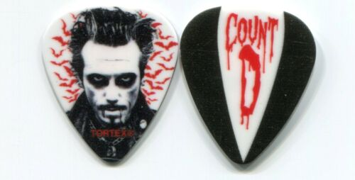 ROB ZOMBIE 2016 Return Dreads Tour Guitar Pick!!! PIGGY D. custom concert stage