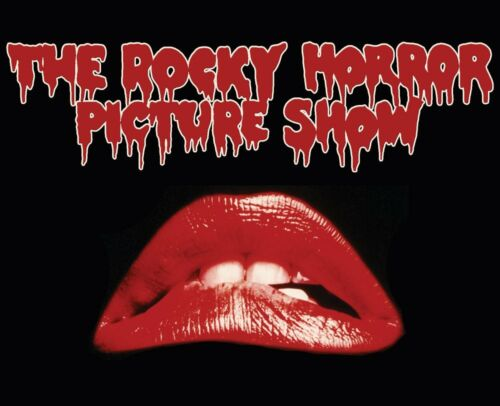 ROCKY HORROR PICTURE SHOW Original Theatrical Trailer, 16mm Optical Sound COLOR!