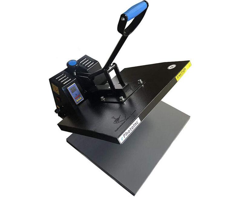"""16 X 24"""" Extra Large DIGITAL HEAT PRESS MACHINE T Shirt TRANSFER Press ZP"""