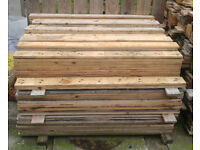 "3/4"" approx heavy duty euro pallet boards upto 4"" wide for walls & furniture length 1200mm 47ins"