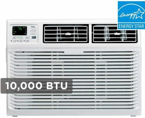 TCL 10000 BTU 450 sq. ft. Window Air Conditioner with Remote Control