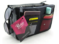 Range of Handbag Organisers - Travel Bags - Lots of Colours & Sizes. Small from £4.95