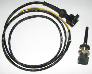BMW E46 M3, E39 M5 intake air temperature (IAT) sensor relocation kit