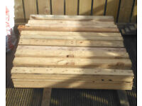 pallet boards planks perfect for walls, furniture all nails removed lengths upto 1200mm = 47 inches