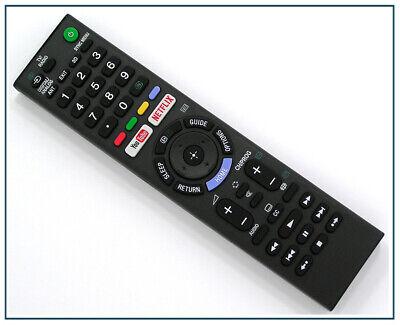 Ersatz Fernbedienung für SONY RMT-TX300E | RMTTX300E TV Remote Control / Neu (Sony Tv Remote Control)