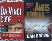Da Vinci Code & Anges & Démons de Dan Brown
