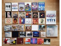 The Beatles / John Lennon / Paul McCartney / George Harrison CDS + DVDS MASSIVE SALE