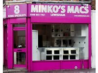 MINKOS MACS LEWISHAM SOUTH LONDON WE BUY SELL REPAIR EXCHANGE APPLE MACBOOK AIR PRO IMAC i5 i3 i7