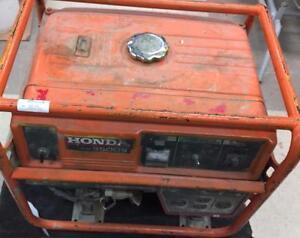 Honda (EM3500SX) generator 3800W, 3.0 kVA, 120/240V, AC/DC (JAPAN) w/warranty $479.99