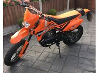 125cc Road Legal Bike