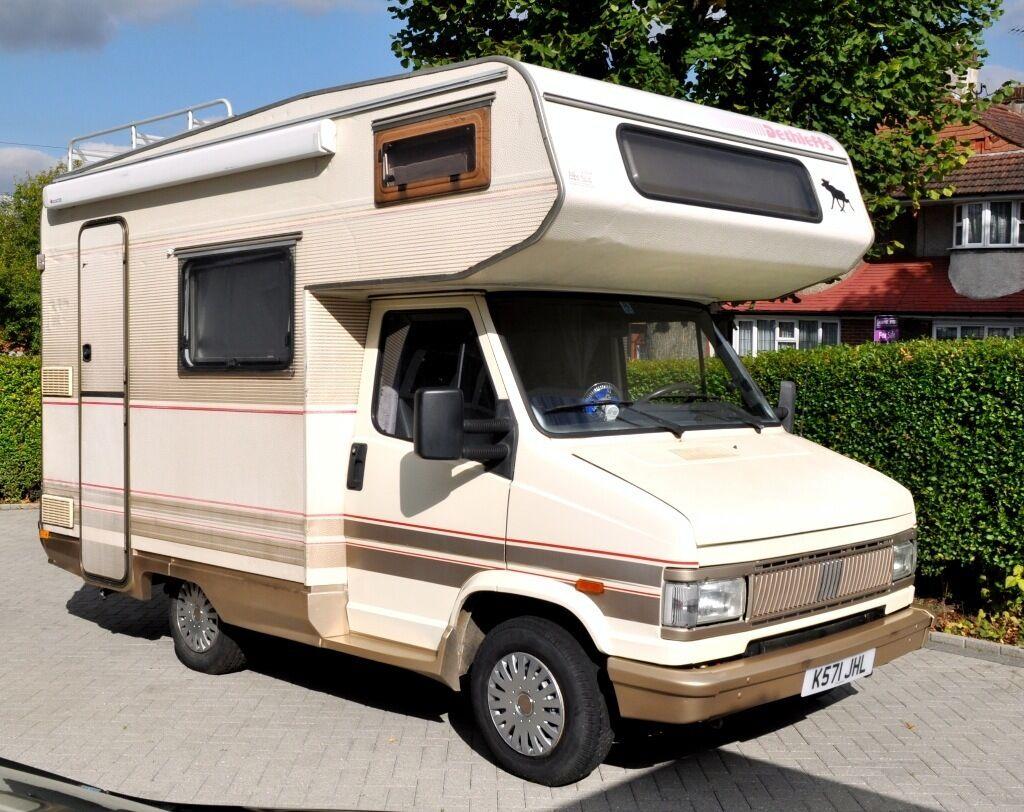 fiat ducato dethleffs globetrotter hymer lhd motorhome campervan in bromley london gumtree. Black Bedroom Furniture Sets. Home Design Ideas