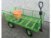 Handy Parts Garden Trolley Large