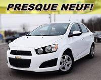 2012 Chevrolet Sonic LT*0.9%*wow*A/C*GR.ÉLECT.*DÉMARREUR*BT*