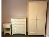 Julian Bowen Bedroom Furniture Set - Excellent Condition